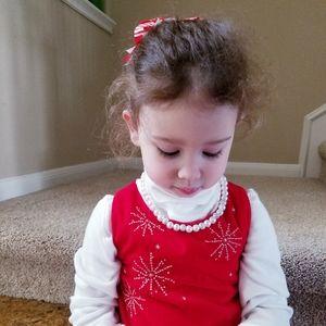 ❤EUC❤ Gymboree Beautiful Holiday Dress